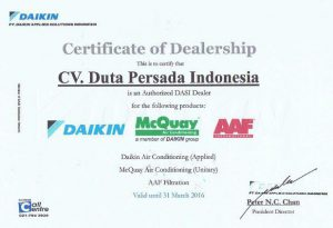 Dealer Certificate3