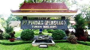 PT Pindad malang