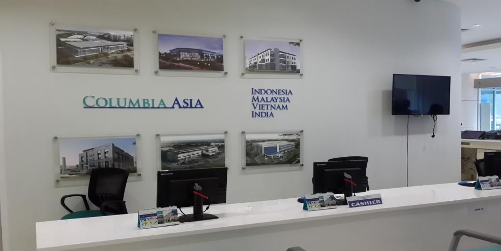 Ruang MOT - RS Columbia Asia Semarang